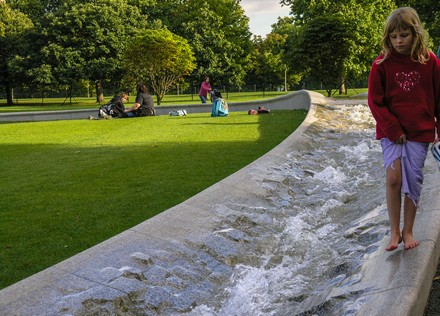 London England, Princess Diana Memorial